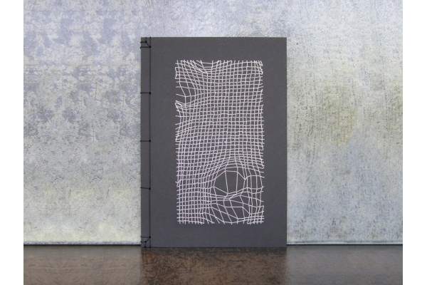 Disturbed Mesh Journal by FabulousCatPapers