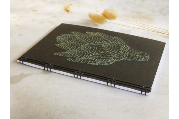 Artichoke Journal by Fabulous Cat Papers