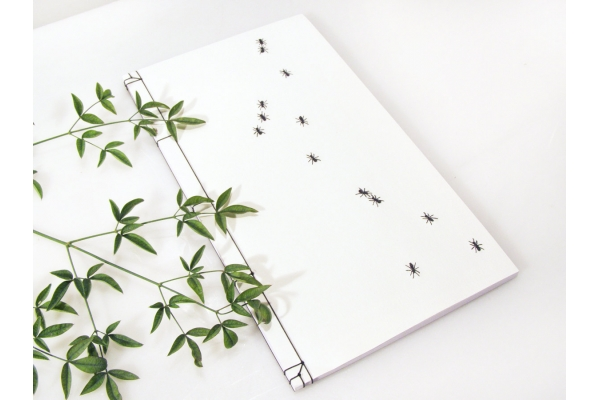 Ants Journal by Fabulous Cat Papers