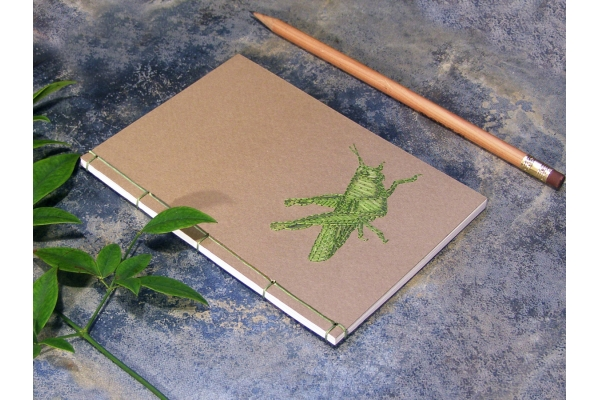 Grasshopper by Fabulous Cat Papers