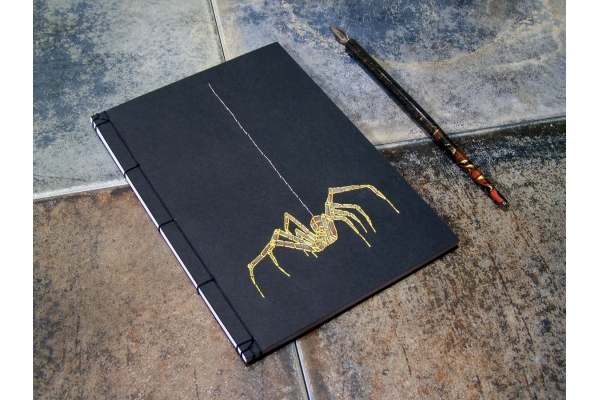 Spider Journal by Fabulous Cat Papers