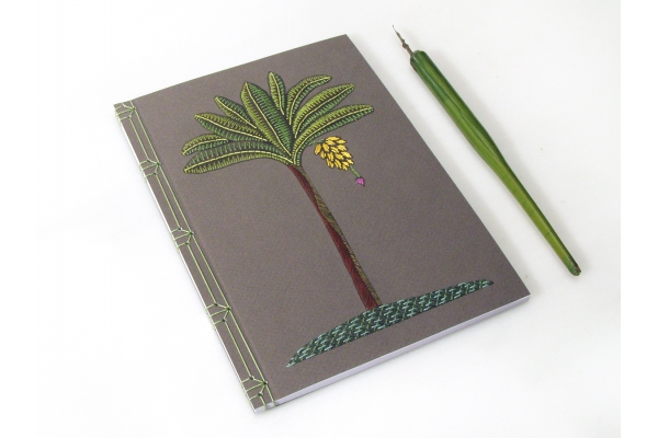 Banana Tree by Fabulous Cat Papers