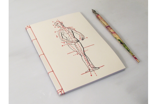 Dance Journal by Fabulous Cat Papers