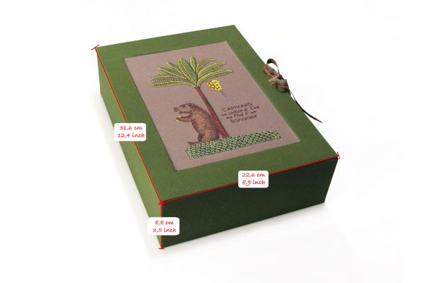 Capivara Box Dimensions