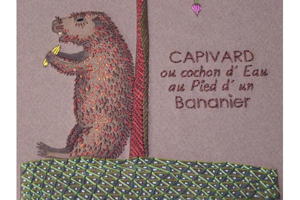 Capivara Box Detail