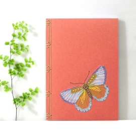 Butterfly Journal by Fabulous Cat Papers