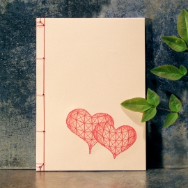 Love Notebook by Fabulous Cat Papers