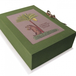 Capivara Box by Fabulous Cat Papers