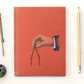 Calipers Journal by Fabulous Cat Papers