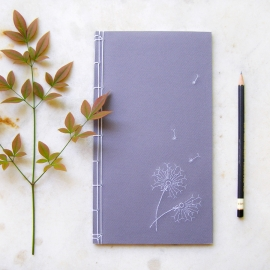 Dandelion Journal by Fabulous Cat Papers