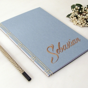 Custom Name Notebook