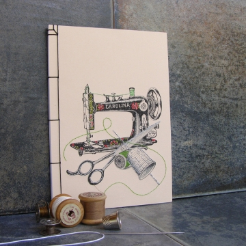 Sewing Machine Journal