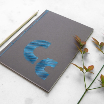 Personalized Initials Journal