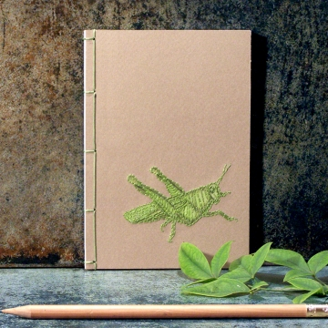 Grasshopper. A6 Notebook