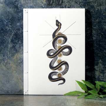 Kundalini Snake. Chakras Journal