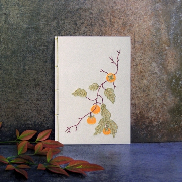 Persimmons Branch. Small Notebook