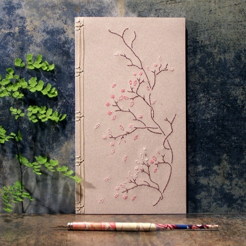 Blooming Branch. Poetry Journal