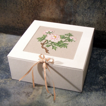Japanese Peony Box